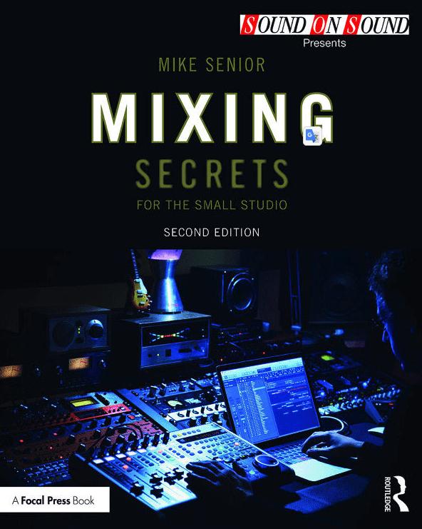 livro mixing secrets é um livro importante para produtor