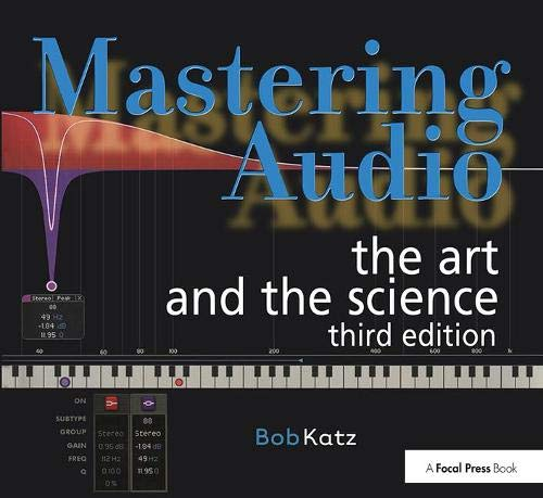 Livro Mastering Audio do Bob Katz