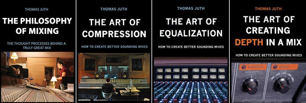 the philosophy of mixing do thomas juth otima leitura para produtor