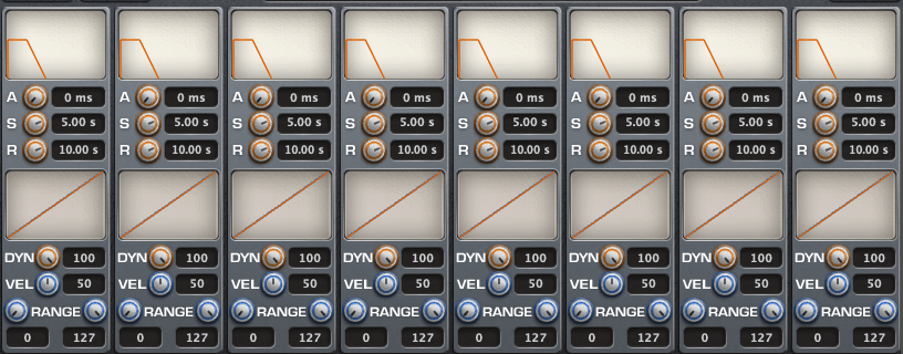 view mixer slate trigger