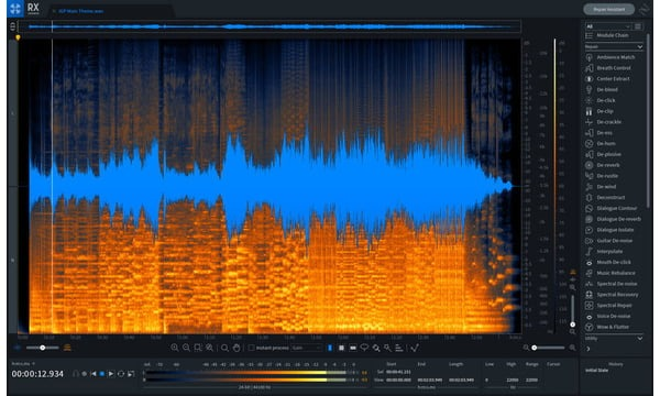 izotope rx 8 spectral editing